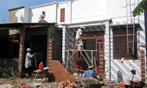 hạng mục sửa chữa nhà quận 12