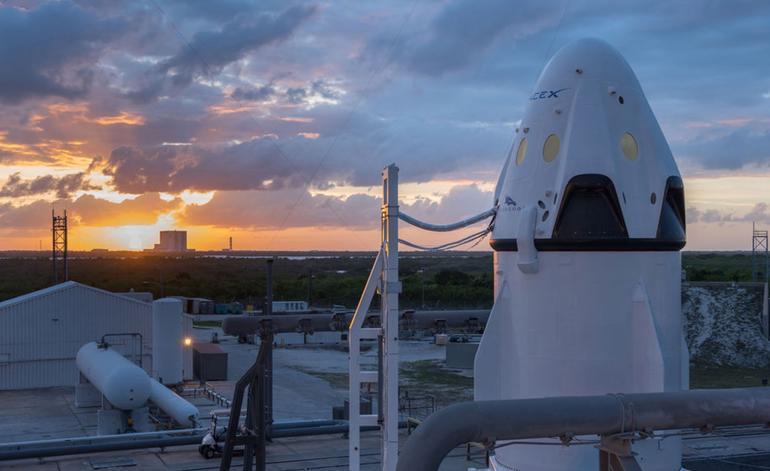 Los trabajos de Spacex  han sido definitivos para relanzar el viaje a Marte