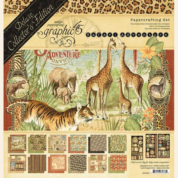 Safari Adventure Deluxe Collector's Edition