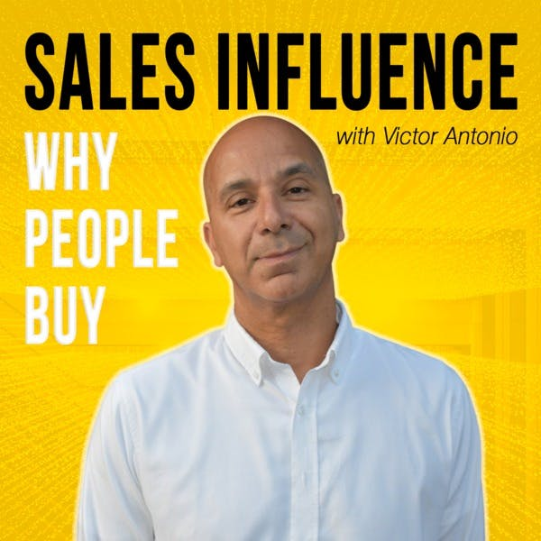 Top Sales podcasts - Sales Influence - Why People Buy!