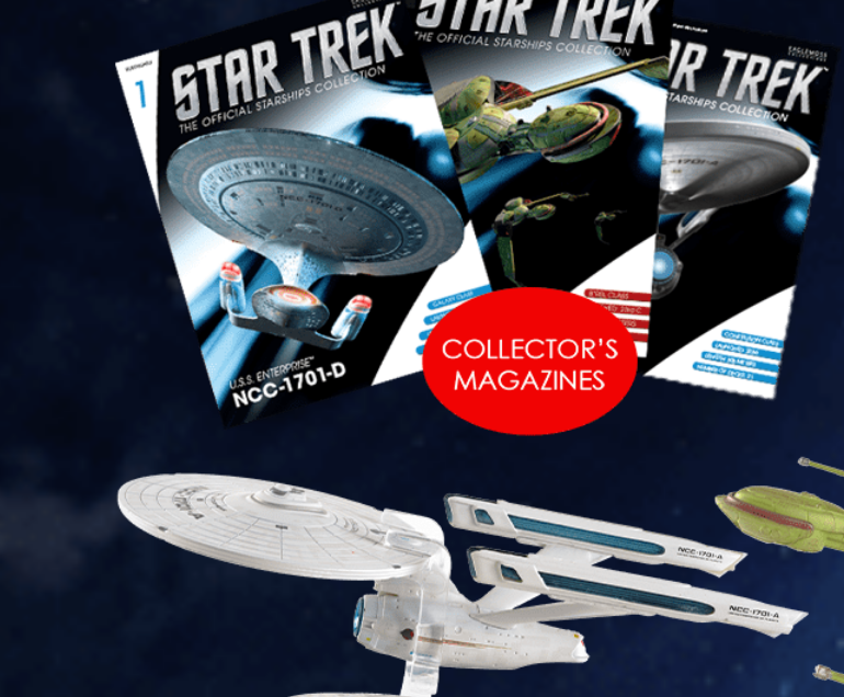 star trek collection