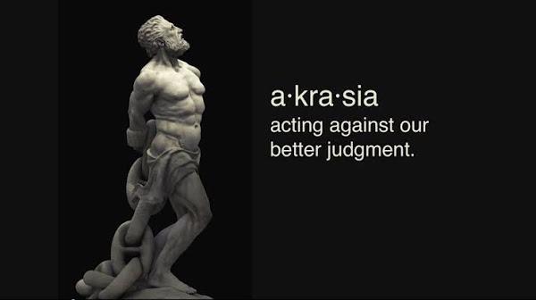 akrasia effect