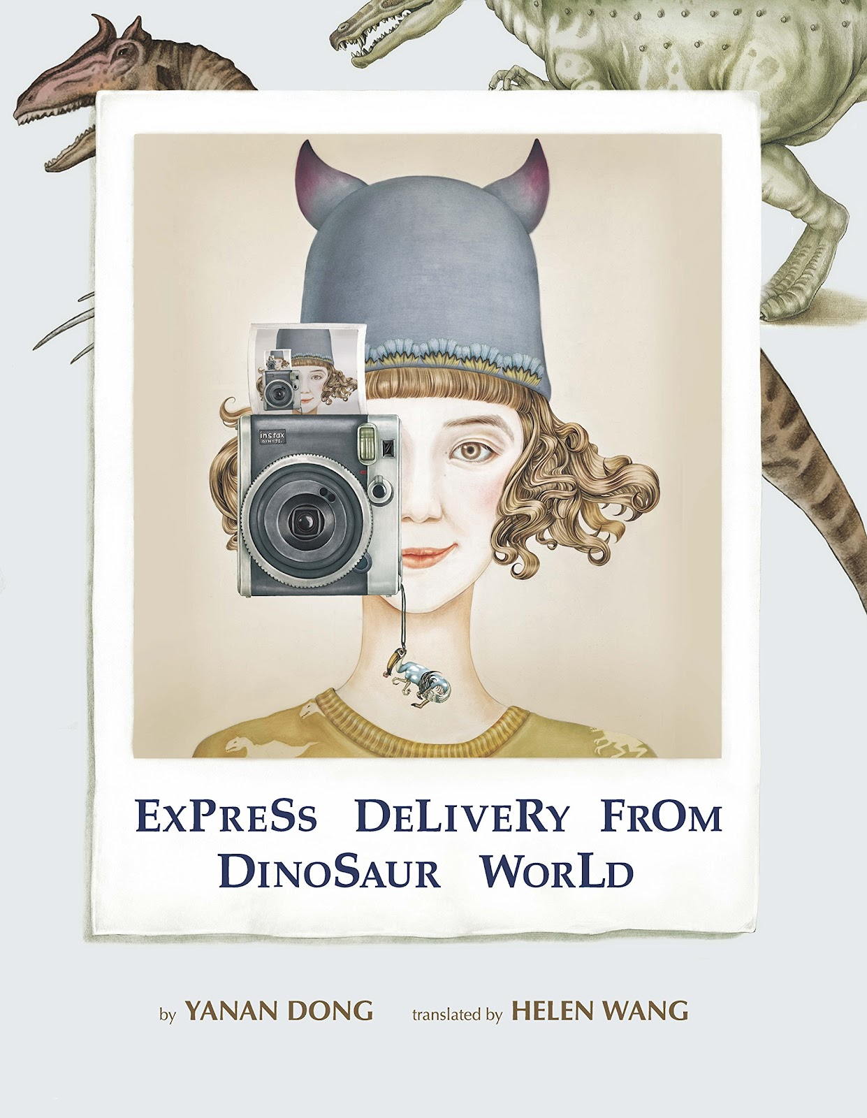 Amazon.com: Express Delivery from Dinosaur World (9781945295003): Yanan  Dong, Helen Wang: Books