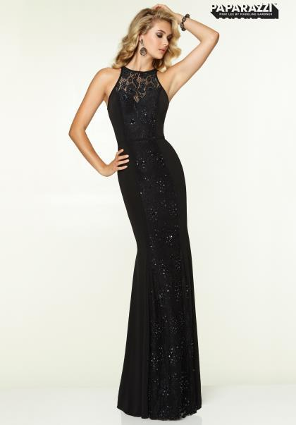 Macintosh HD:Users:beansmummy:Desktop:Mori Lee jersey and lace prom dress 97095 with high neckline.jpg