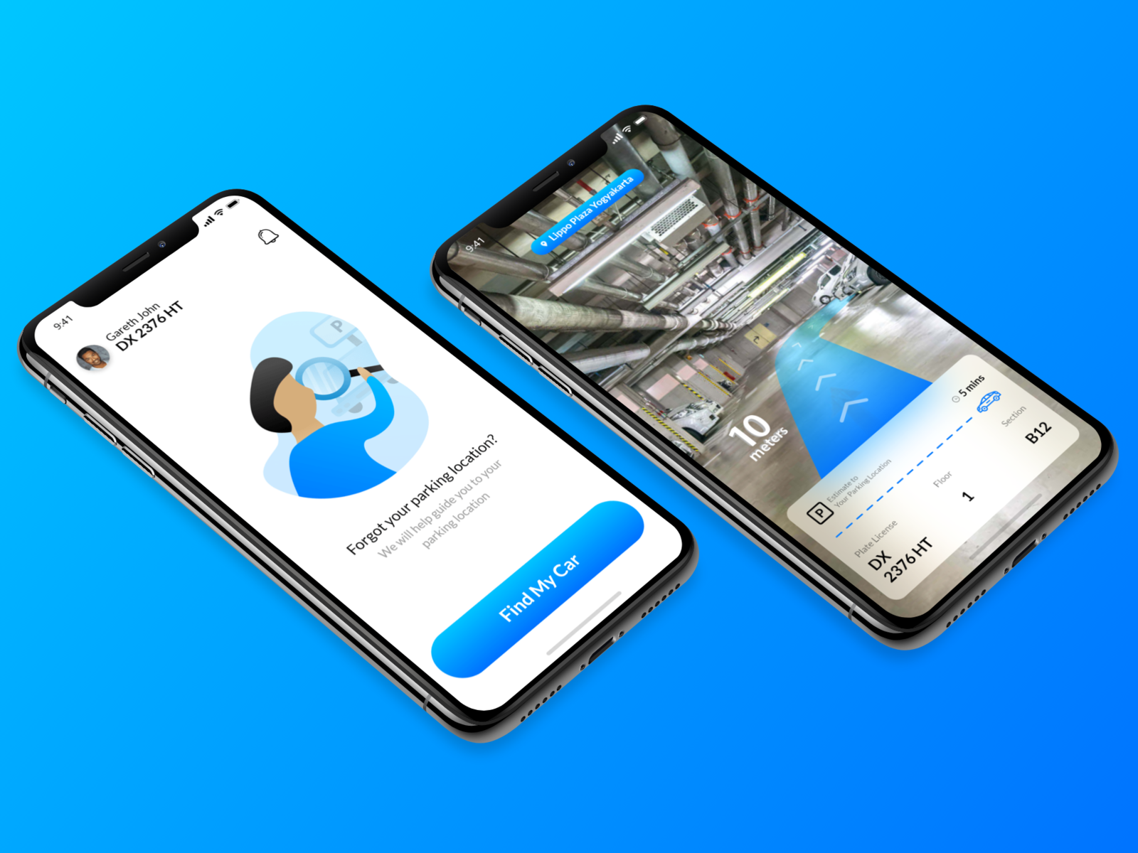 6 Mobile AR Concepts for iOS in 2019 1