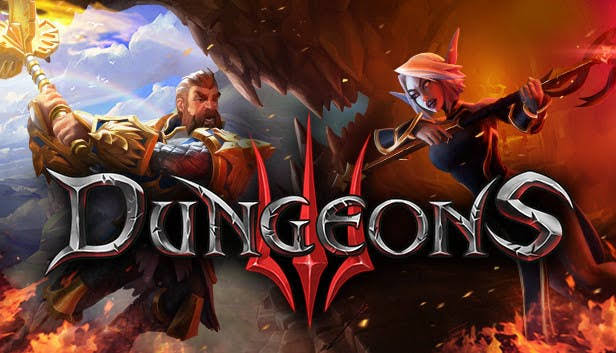 9. Dungeons 3