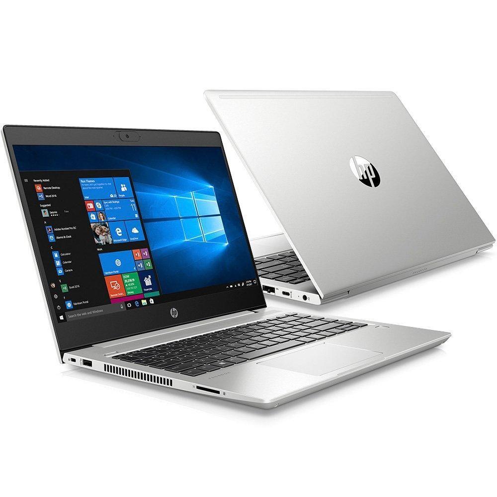 Foto de notebook HP do modelo ProBook 445-G7