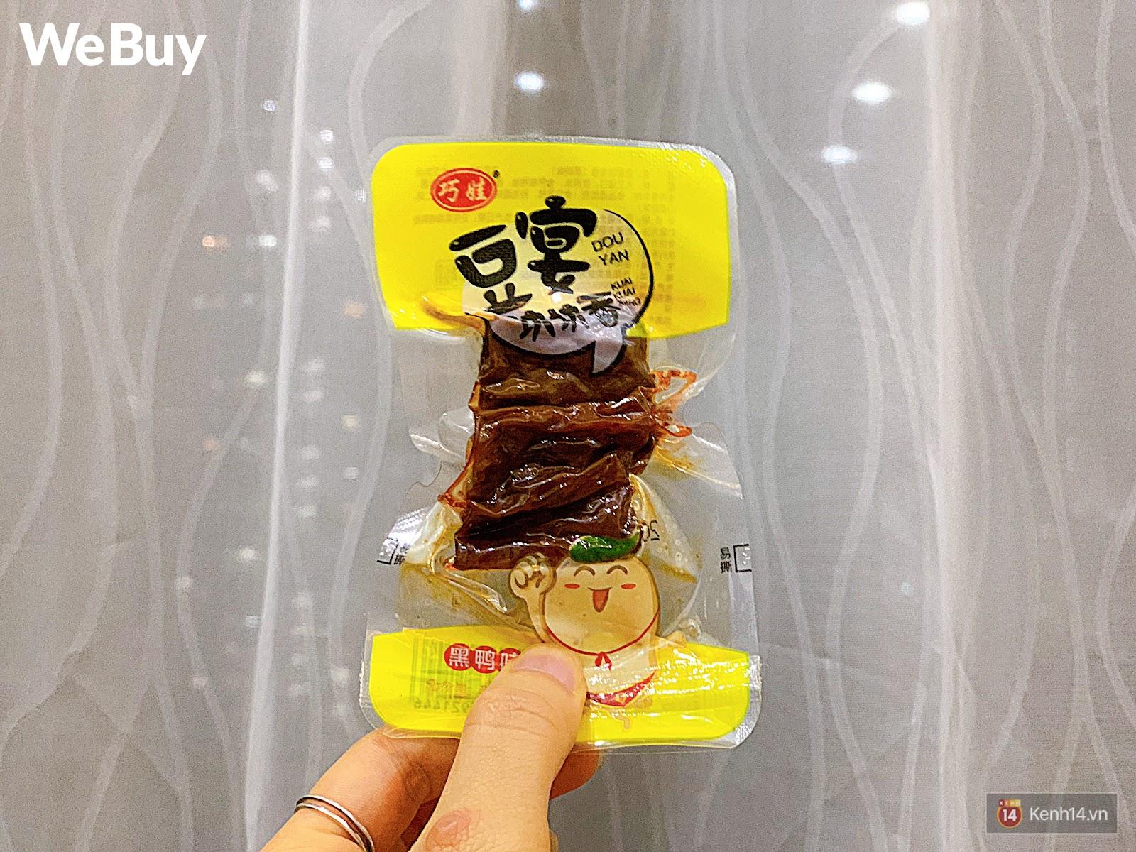 """Review set đồ ăn vặt nội địa Trung Quốc hot hit gần đây: Lung linh hấp dẫn là thế nhưng ăn thử mới thấy như bị... """"lừa tình"""" - Ảnh 5."""