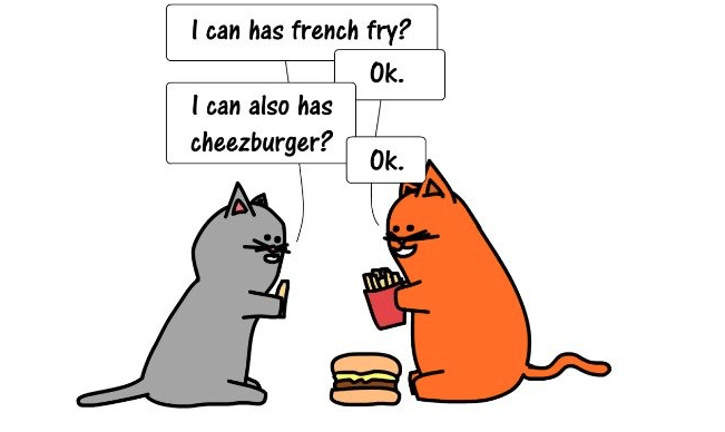 Behavioral Economics example cats illustrations