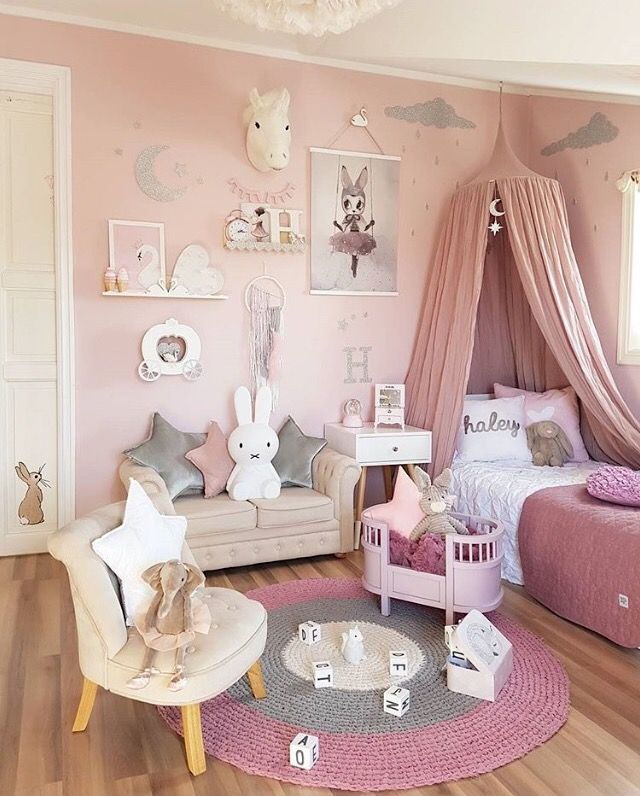 Incorporate Pink For the Ultimate Girly Room teen girl bedroom ideas