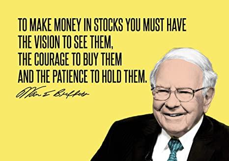 Investing Mistakes, Warren Buffett on Patience