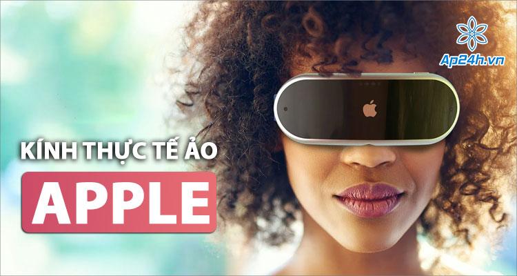Kính thực tế ảo của Apple sẽ trông như thế nào?