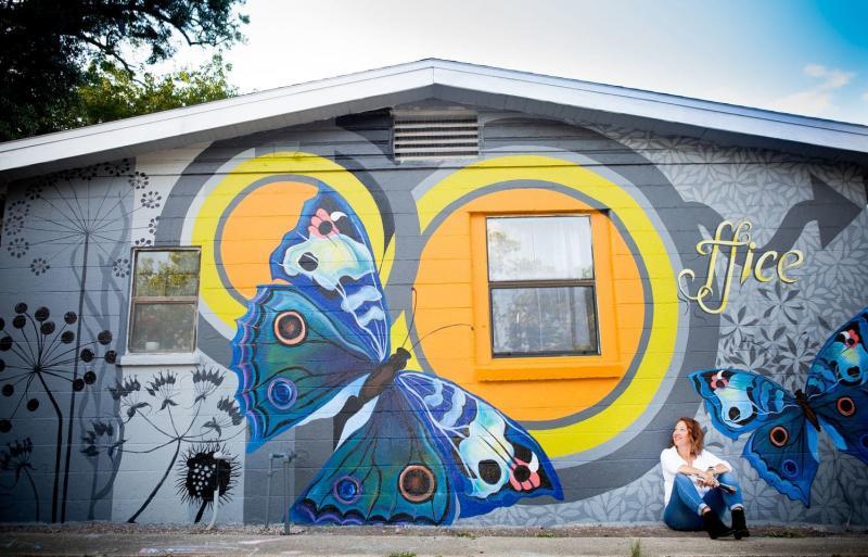 pensacola mural art center