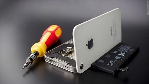 Sạc pin iPhone không lên % cách sửa lỗi iPhone sạc không vào điện hình 2