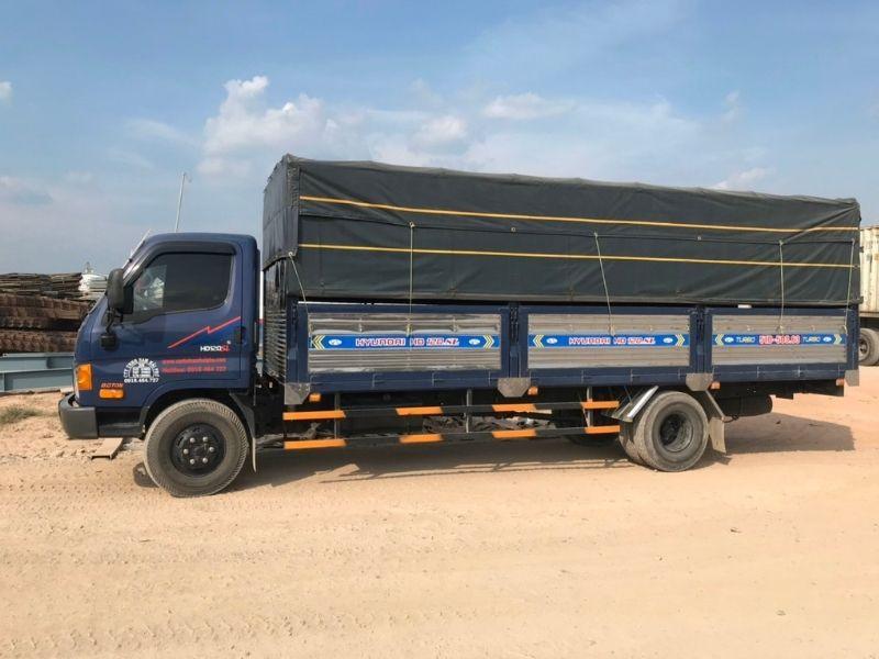 chành xe tải gửi hàng từ Sài Gòn đi hà Nội