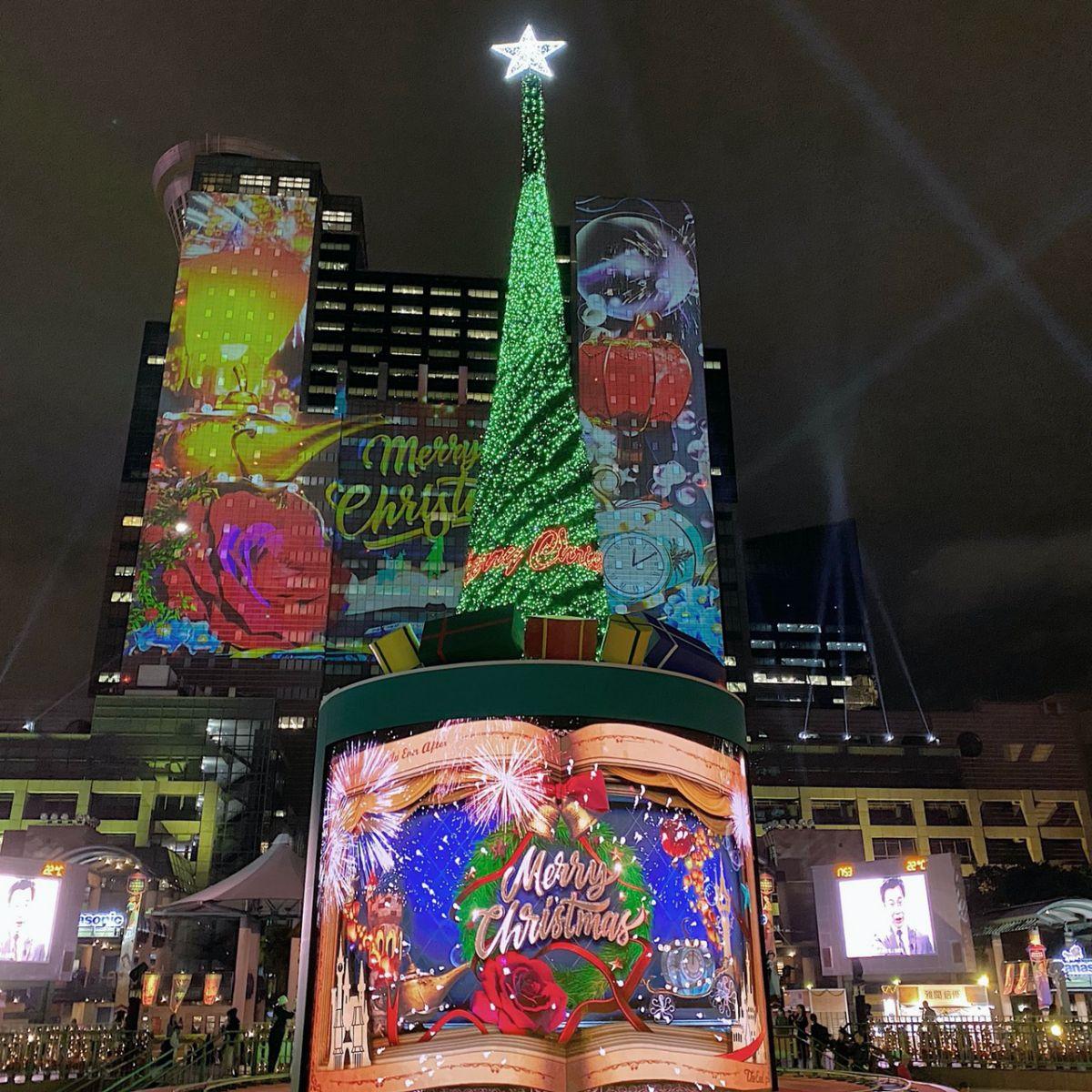 2020聖誕節 活動 景點 新北耶誕城 聖誕市集