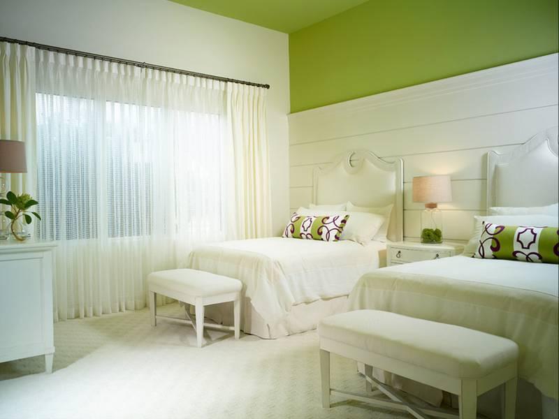 Phòng ngủ nên sơn màu gì 4