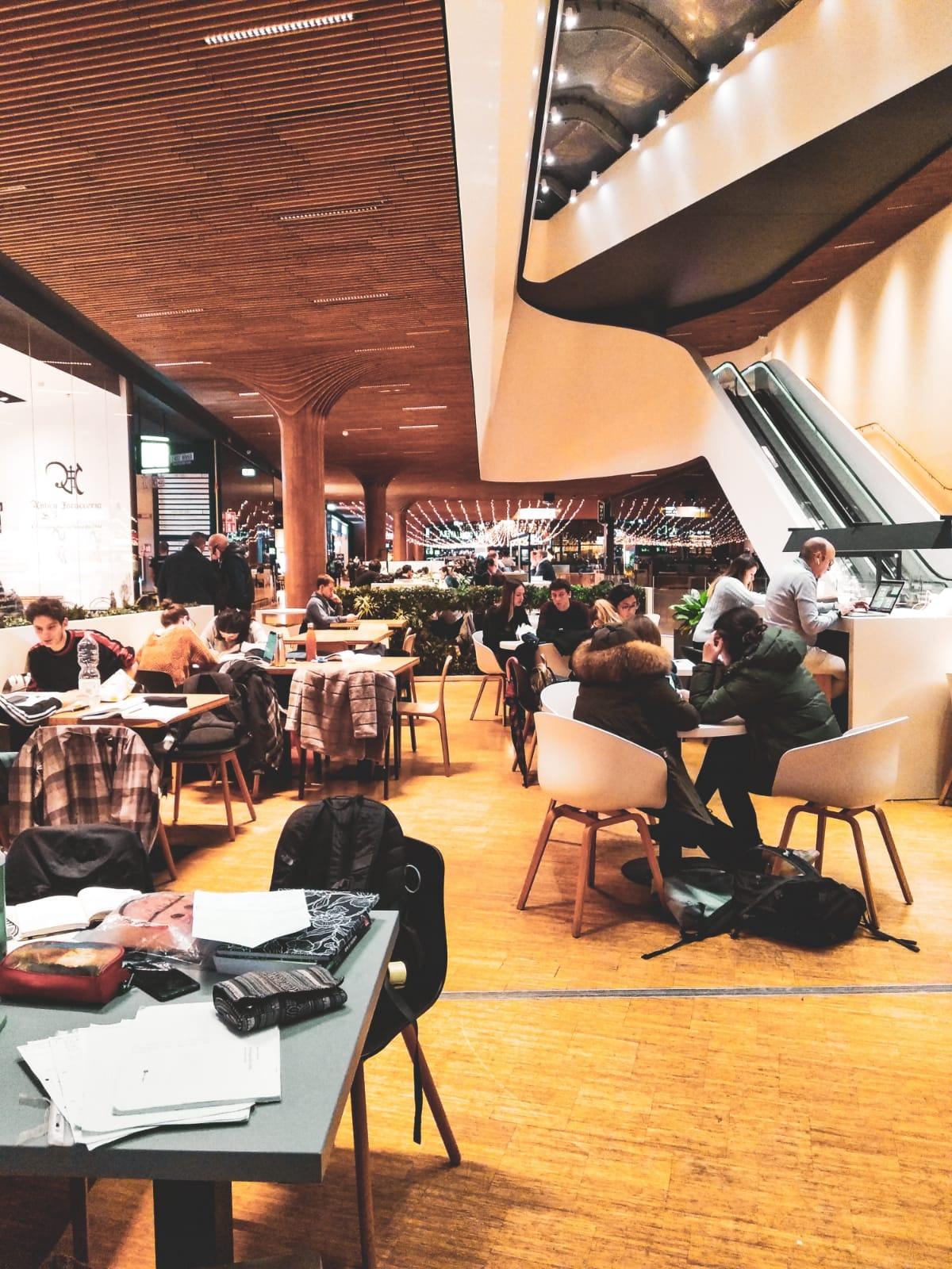 posti dove studiare Milano dove studiare milano