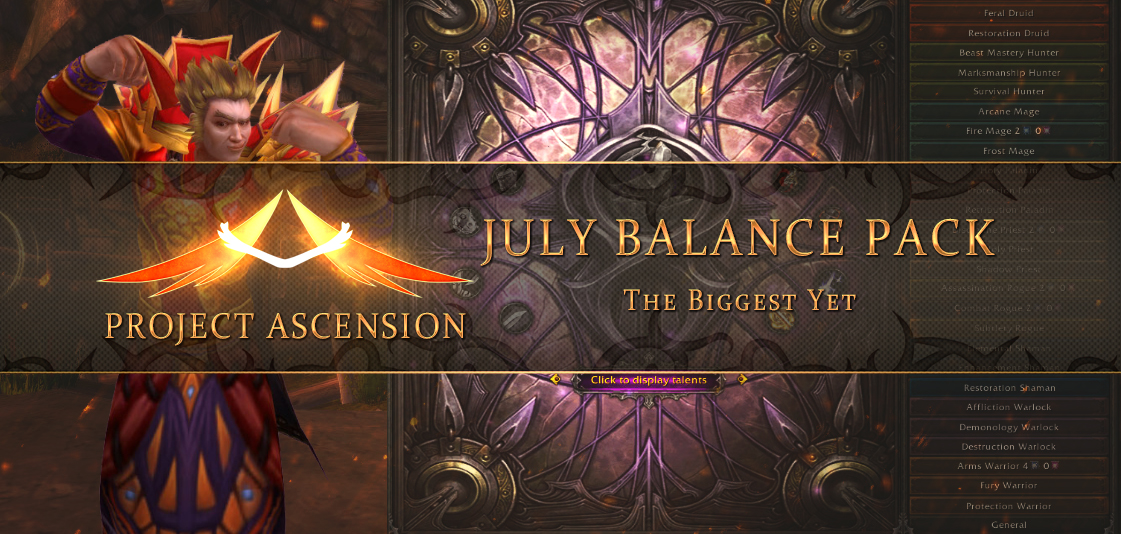 Ascension Classless Realm