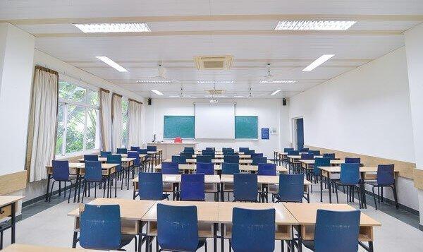 Ứng dụng đèn led trong ngành giáo dục
