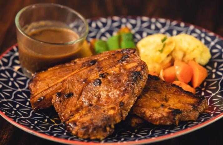 Blacc Pearl Cafe @ Old Klang Road Menyajikan Makanan Barat Sambil Bersantai - Perfect Place To Chill?
