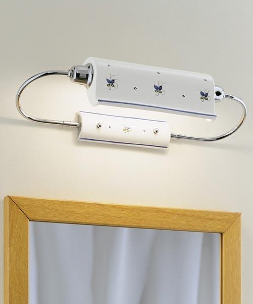 lampade da parete per la camera da letto classica