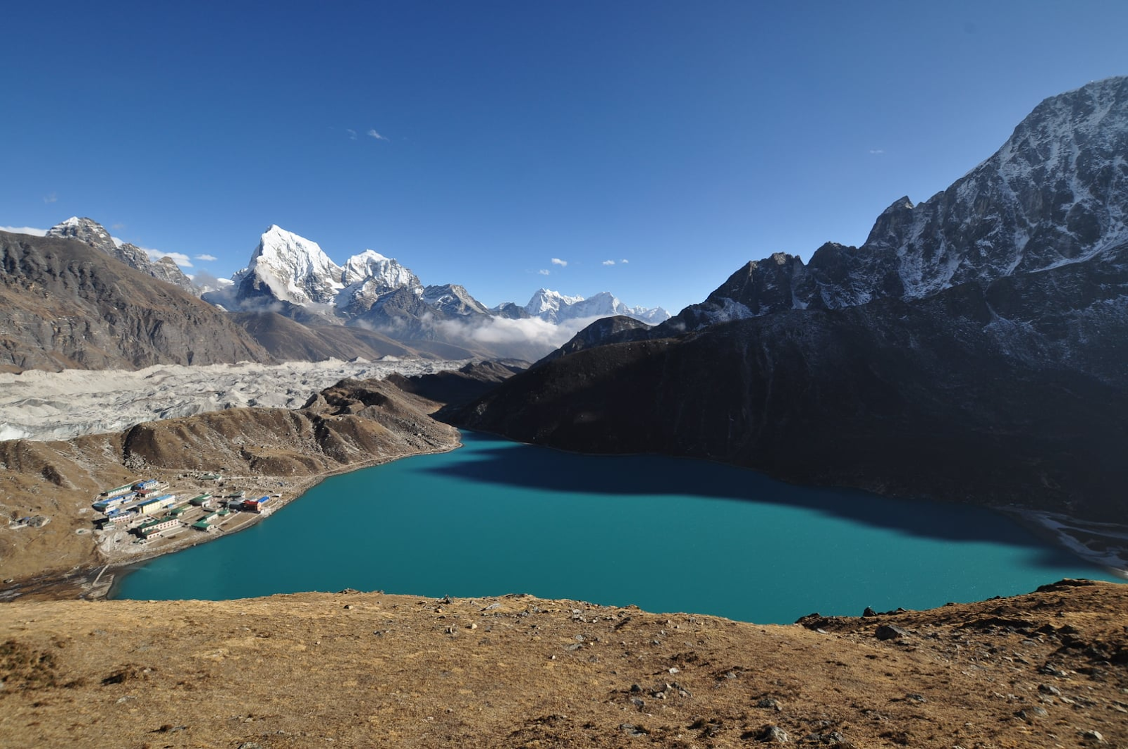 view of mountain in Mustang | best honeymoon destinations for couples