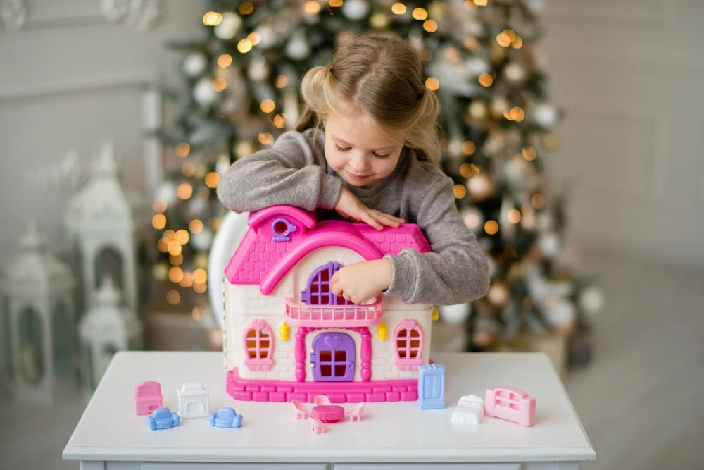 How Does A Doll House Aid Child Development?
