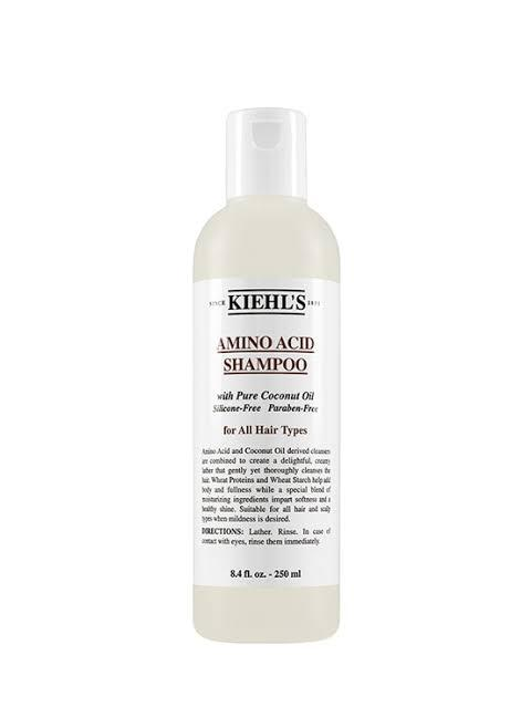4. Kiehl's Amino Acid Shampoo