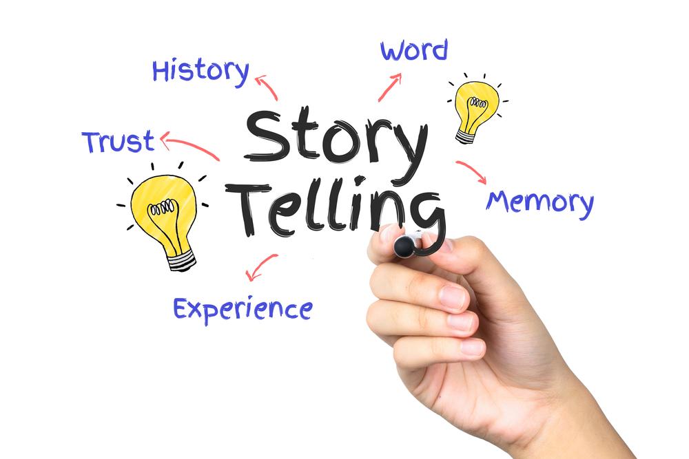 cách làm storytelling