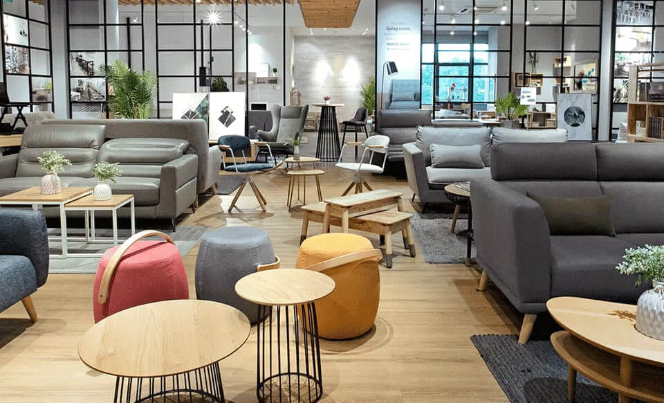 Салон китайской мебели