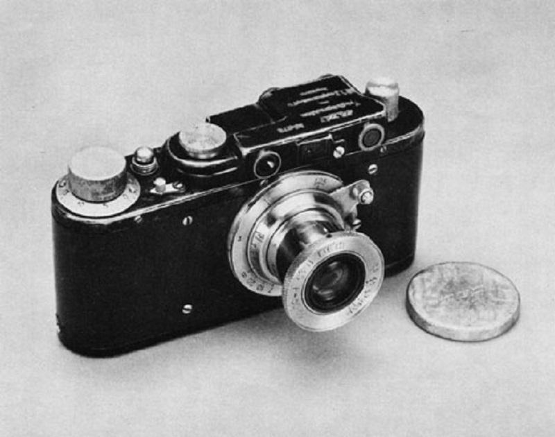Отакі фотоапарати випускала комуна