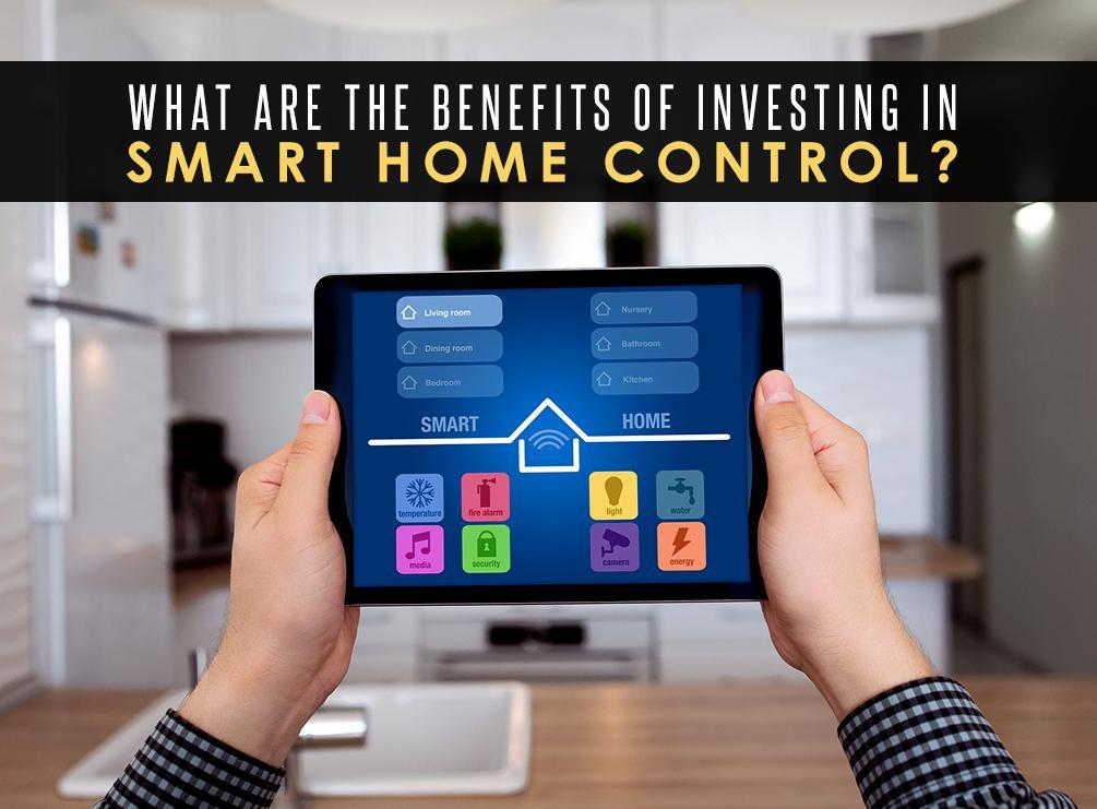 Investing In Smart Home Control