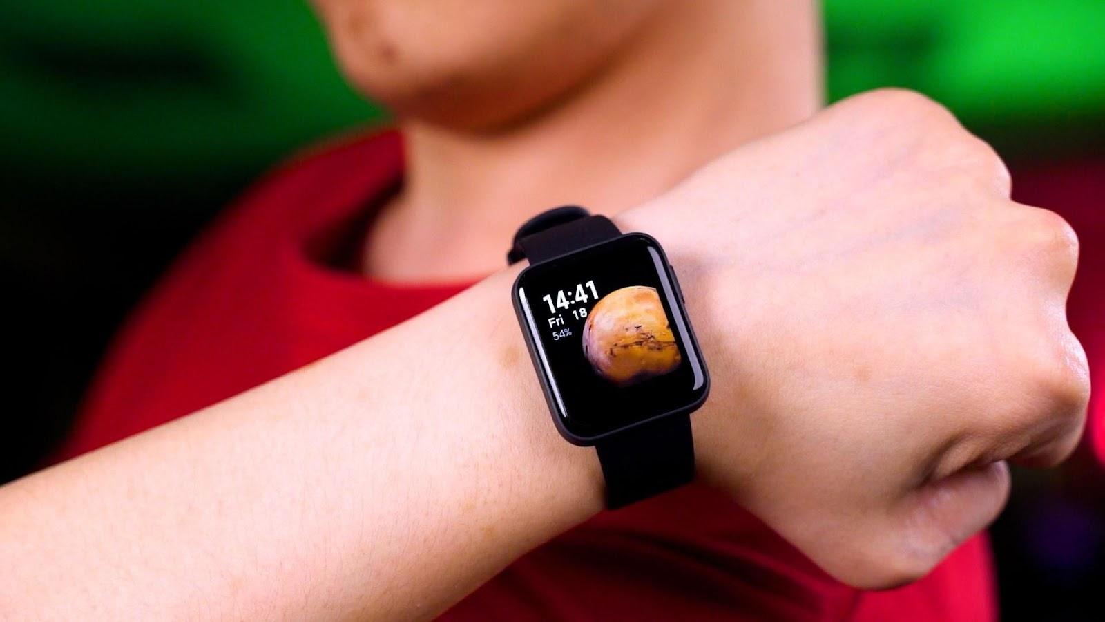 Review - Xiaomi Mi Watch Lite: A decent square-shaped fitness band | Nasi  Lemak Tech