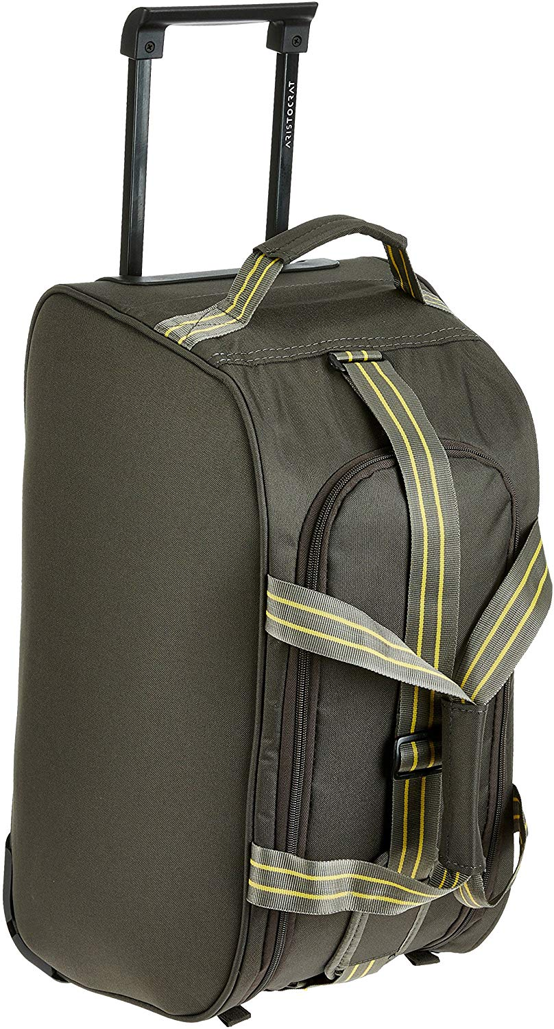 Aristocrat Travel Duffle Bag