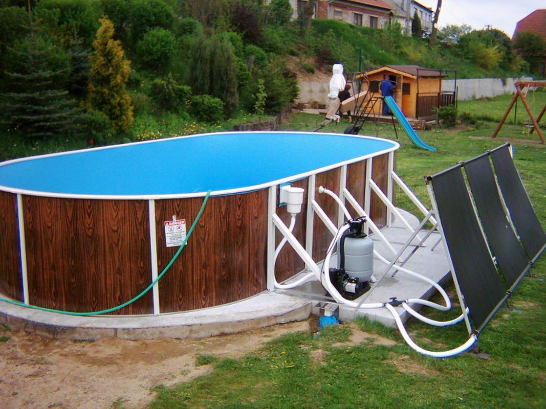 Как и с помощью чего подогревать бассейн