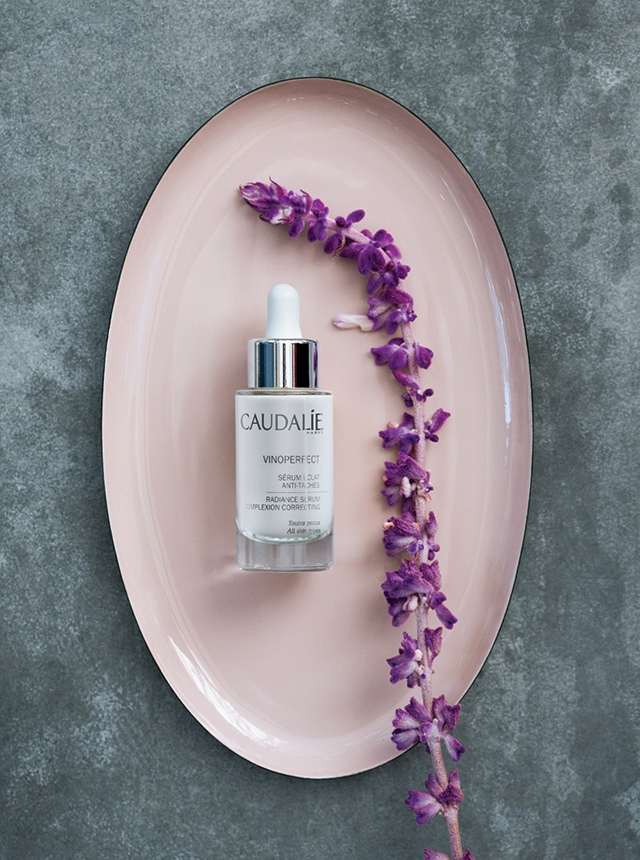 ageless skin care -Caudalie Vinoperfect Radiance Serum