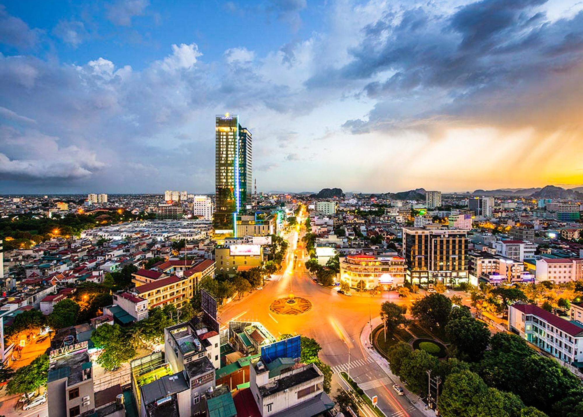 Khách sạn Thăng Long toạ lạc tại Thanh Hoá - nơi có những điểm du lịch thú vị