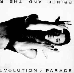 Prince - 'Parade' cover art