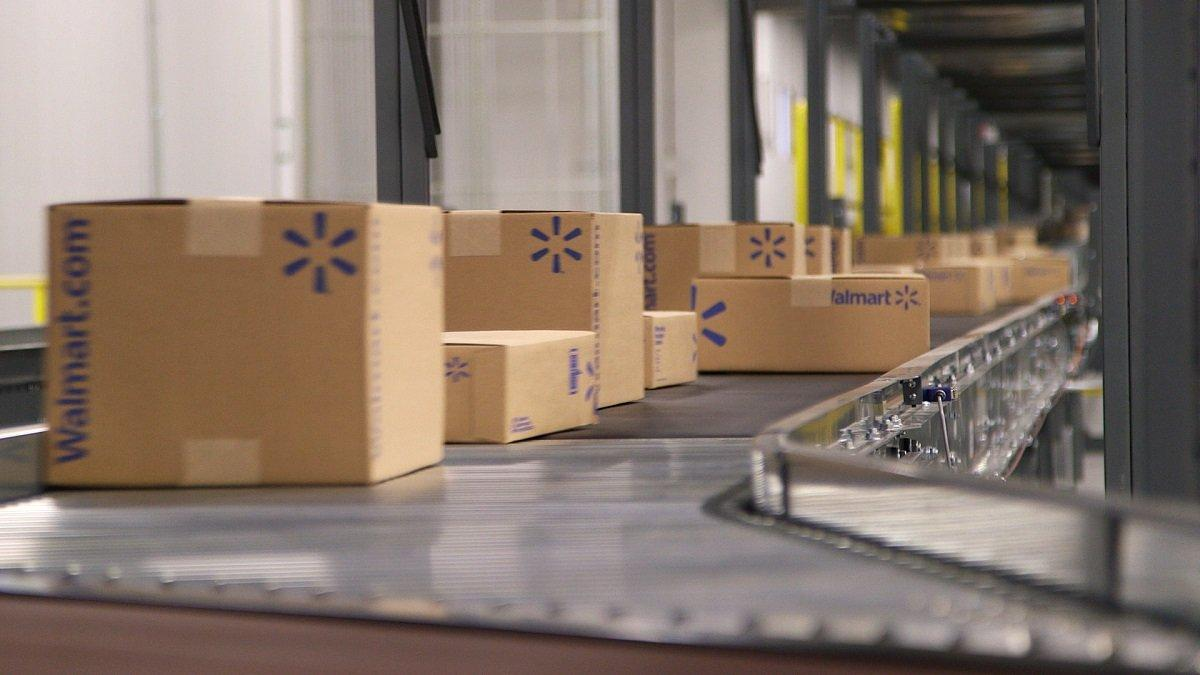 """""""We have to be able to make snap decisions. It doesn't matter if it's e commerce or in our brick-and-mortar stores, information is key for us to make the right decision at the right time,"""" says Bob Welsh, Walmart's senior director of transportation sourcing and procurement.  - Photo via Walmart"""
