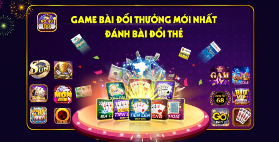 Game đánh bài đổi thưởng dành cho VIP