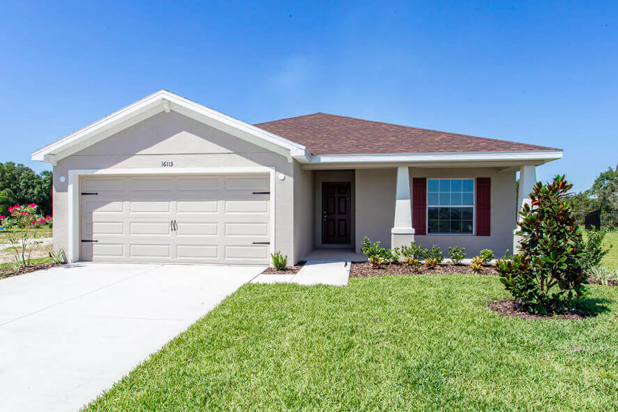 The Parker, a new home in Ocala