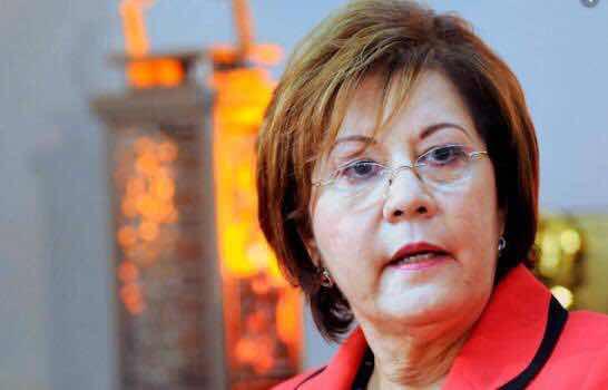 Exministra de Educación Josefina Pimentel también renuncia al PLD