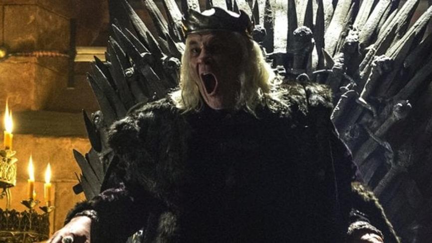 Aerys II Targaryen disturbi psicologici nel trono di spade