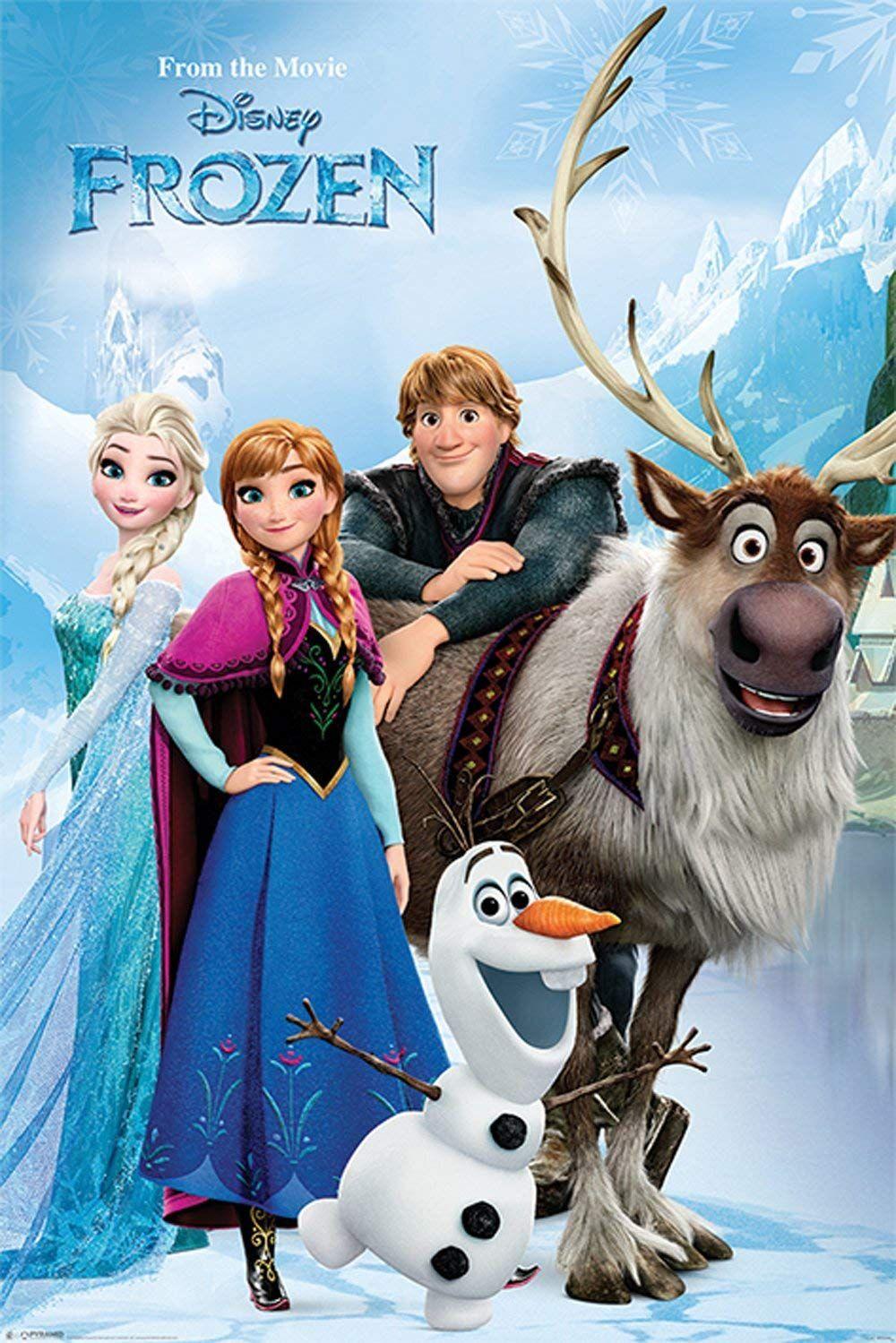 5. Frozen