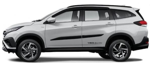 สวยใช่ย่อยเลยสำหรับ Toyota Rush ถ้ามาไทย และราคาไม่แพงเกินไปน่าจะขายดีไม่น้อย