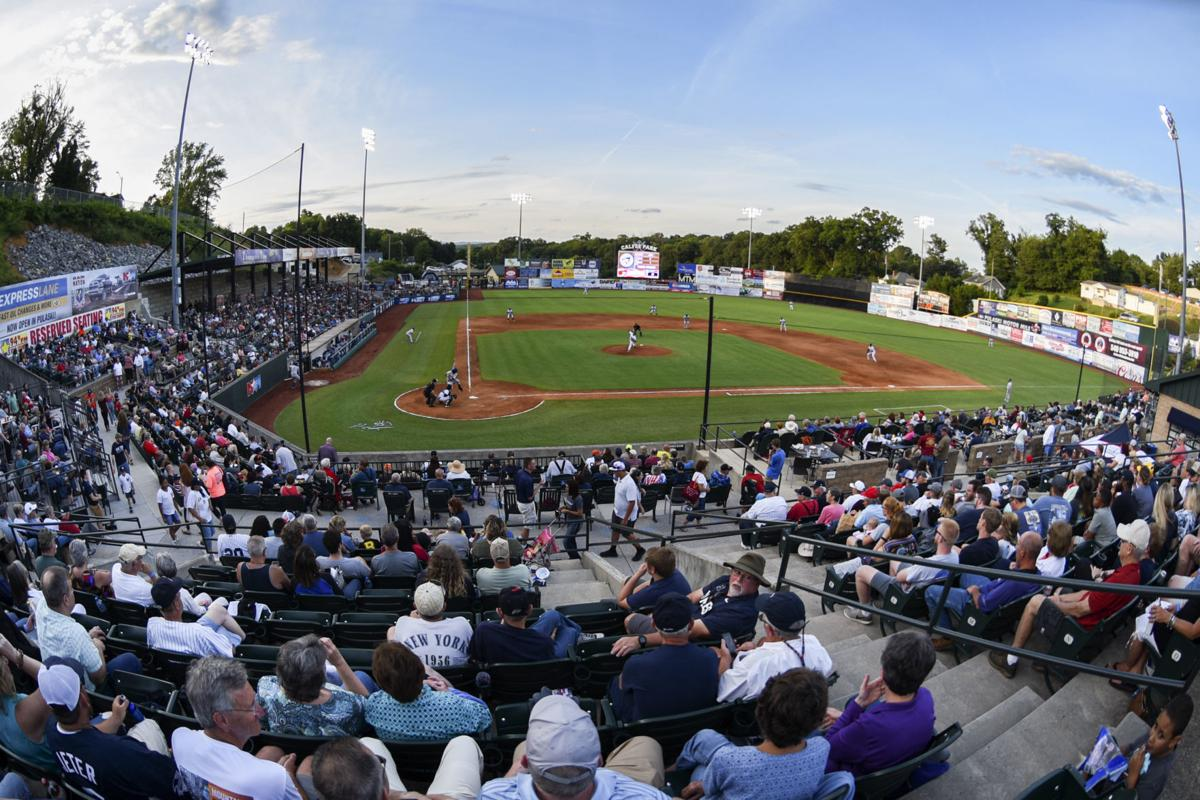 Pulaski Yankees rally to win home opener | Local Pro Sports ...