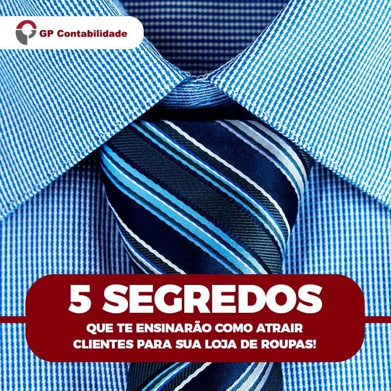 5 segredos