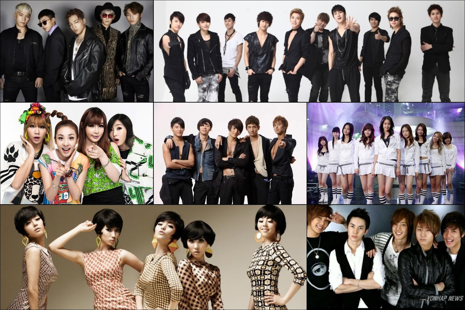 GENERATIONS OF KPOP : News : KpopStarz