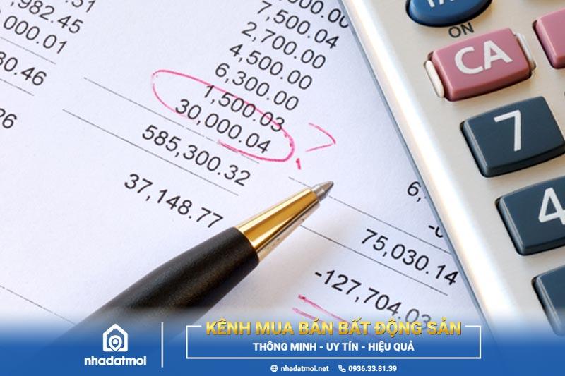 quy định về cách viết số tiền bằng chữ trên hóa đơn
